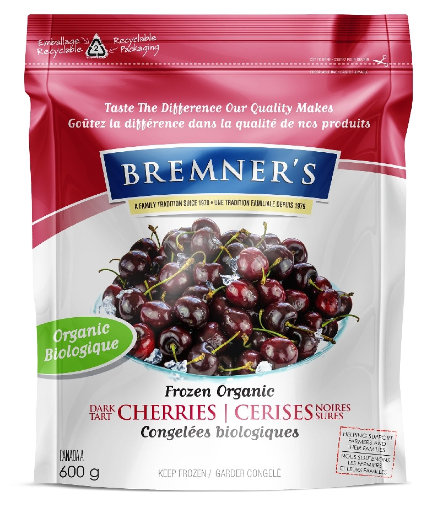 Bremner's Frozen - Bremner Foods Ltd